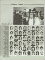 1985 Kickapoo High School Yearbook Page 86 & 87