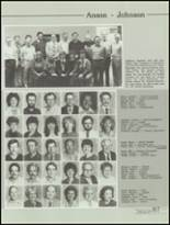 1985 Kickapoo High School Yearbook Page 90 & 91