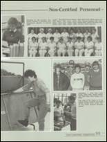 1985 Kickapoo High School Yearbook Page 94 & 95