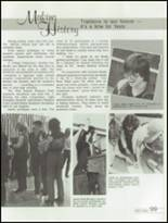1985 Kickapoo High School Yearbook Page 102 & 103