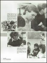 1985 Kickapoo High School Yearbook Page 104 & 105