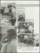 1985 Kickapoo High School Yearbook Page 106 & 107