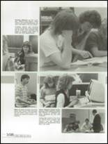 1985 Kickapoo High School Yearbook Page 112 & 113