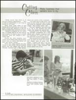 1985 Kickapoo High School Yearbook Page 114 & 115