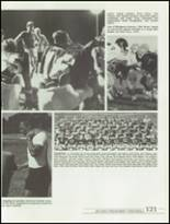 1985 Kickapoo High School Yearbook Page 124 & 125