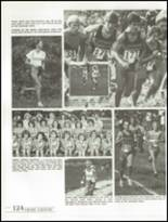 1985 Kickapoo High School Yearbook Page 128 & 129