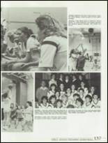 1985 Kickapoo High School Yearbook Page 140 & 141