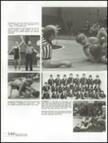 1985 Kickapoo High School Yearbook Page 144 & 145