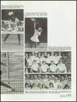 1985 Kickapoo High School Yearbook Page 146 & 147