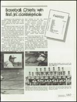 1985 Kickapoo High School Yearbook Page 150 & 151