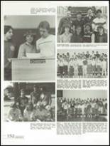 1985 Kickapoo High School Yearbook Page 156 & 157