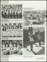 1985 Kickapoo High School Yearbook Page 162 & 163