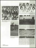 1985 Kickapoo High School Yearbook Page 164 & 165