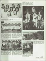 1985 Kickapoo High School Yearbook Page 166 & 167