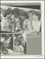 1985 Kickapoo High School Yearbook Page 176 & 177