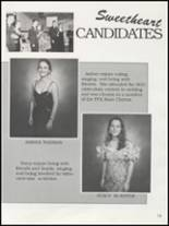 1996 Timberlake High School Yearbook Page 16 & 17