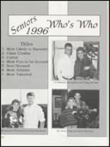 1996 Timberlake High School Yearbook Page 26 & 27