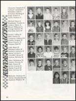 1996 Timberlake High School Yearbook Page 44 & 45