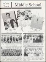 1996 Timberlake High School Yearbook Page 76 & 77