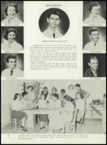 1953 Coral Gables High School Yearbook Page 12 & 13