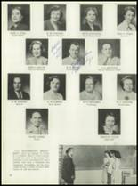 1953 Coral Gables High School Yearbook Page 22 & 23
