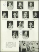 1953 Coral Gables High School Yearbook Page 24 & 25