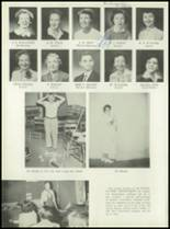 1953 Coral Gables High School Yearbook Page 26 & 27