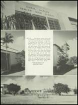1953 Coral Gables High School Yearbook Page 30 & 31