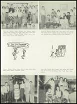 1953 Coral Gables High School Yearbook Page 40 & 41