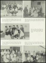 1953 Coral Gables High School Yearbook Page 42 & 43