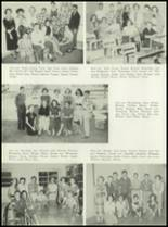 1953 Coral Gables High School Yearbook Page 44 & 45