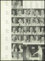 1953 Coral Gables High School Yearbook Page 50 & 51