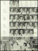 1953 Coral Gables High School Yearbook Page 52 & 53