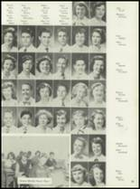 1953 Coral Gables High School Yearbook Page 58 & 59