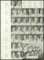 1953 Coral Gables High School Yearbook Page 60 & 61