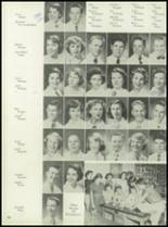 1953 Coral Gables High School Yearbook Page 64 & 65