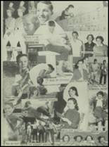 1953 Coral Gables High School Yearbook Page 66 & 67