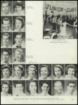 1953 Coral Gables High School Yearbook Page 68 & 69