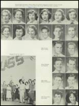 1953 Coral Gables High School Yearbook Page 70 & 71