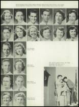1953 Coral Gables High School Yearbook Page 76 & 77