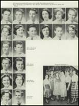 1953 Coral Gables High School Yearbook Page 80 & 81