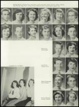 1953 Coral Gables High School Yearbook Page 84 & 85