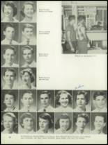 1953 Coral Gables High School Yearbook Page 86 & 87