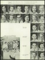 1953 Coral Gables High School Yearbook Page 88 & 89
