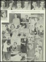 1953 Coral Gables High School Yearbook Page 92 & 93