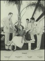 1953 Coral Gables High School Yearbook Page 94 & 95