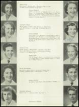 1953 Coral Gables High School Yearbook Page 96 & 97
