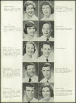 1953 Coral Gables High School Yearbook Page 102 & 103