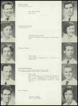 1953 Coral Gables High School Yearbook Page 104 & 105