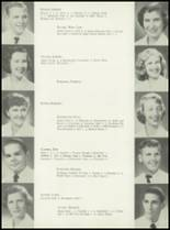 1953 Coral Gables High School Yearbook Page 108 & 109